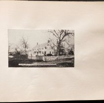 Image of Van Pelt Homestead, Bath Beach - Eugene L. Armbruster photographs and scrapbooks