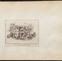 Image of Delafied House - Eugene L. Armbruster photographs and scrapbooks