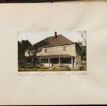 Image of Friends Meeting House - Eugene L. Armbruster photographs and scrapbooks