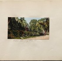 Image of [House on Cold Spring Harbor] - Eugene L. Armbruster photographs and scrapbooks