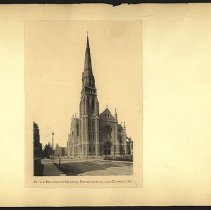 Image of Dutch Reformed Church  - Eugene L. Armbruster photographs and scrapbooks