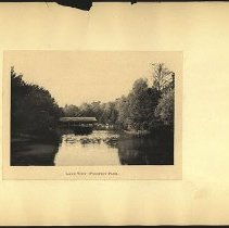 Image of Lake View, Prospect Park  - Eugene L. Armbruster photographs and scrapbooks