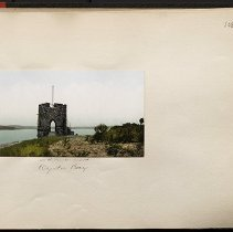 Image of [Oyster Bay fortification] - Eugene L. Armbruster photographs and scrapbooks