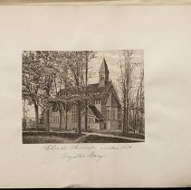 Image of [Christ's Church (page 1 of 2)] - Eugene L. Armbruster photographs and scrapbooks