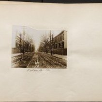 Image of Halsey Street - Eugene L. Armbruster photographs and scrapbooks