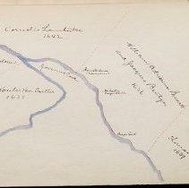 Image of [Map of landholders near Gowanus Cove] - Eugene L. Armbruster photographs and scrapbooks