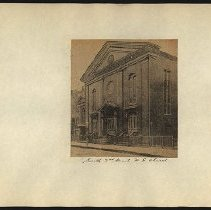 Image of Methodist Episcopal Church - Eugene L. Armbruster photographs and scrapbooks