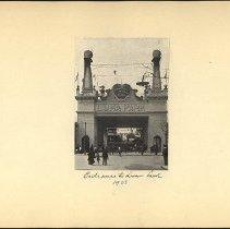 Image of Entrance to Luna Park, 1903 - Eugene L. Armbruster photographs and scrapbooks