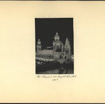 Image of The Casino at Night - Eugene L. Armbruster photographs and scrapbooks