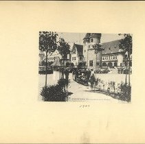 Image of Miniature Railway-Luna Park  - Eugene L. Armbruster photographs and scrapbooks