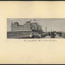 Image of Oriental Hotel Manhattan Beach  - Eugene L. Armbruster photographs and scrapbooks