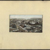 Image of [Aerial view of Coney Island] - Eugene L. Armbruster photographs and scrapbooks