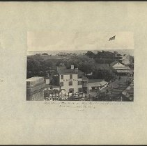 Image of [Fort Hamilton park on Shore Road] - Eugene L. Armbruster photographs and scrapbooks