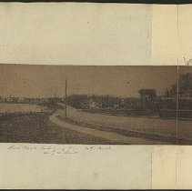 Image of Shore Road looking up from 80th Street  - Eugene L. Armbruster photographs and scrapbooks