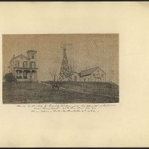 Image of [Windmill in New Utrecht] - Eugene L. Armbruster photographs and scrapbooks