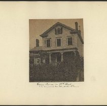 Image of [Crane House] - Eugene L. Armbruster photographs and scrapbooks