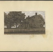 Image of [Jeffrey Van Wcyk Homestead] - Eugene L. Armbruster photographs and scrapbooks