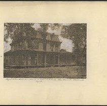 Image of [Elijah H. Kimball Homestead] - Eugene L. Armbruster photographs and scrapbooks