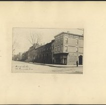 Image of [Hancock Street] - Eugene L. Armbruster photographs and scrapbooks