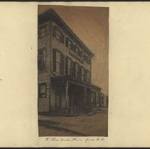 Image of The Three Mile House  - Eugene L. Armbruster photographs and scrapbooks