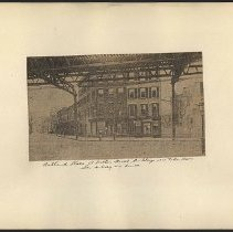 Image of [Ashland Place at Fulton Street] - Eugene L. Armbruster photographs and scrapbooks
