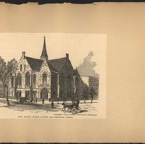 Image of [First Baptist Church] - Eugene L. Armbruster photographs and scrapbooks