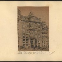 Image of [Phoenix and Continental Buildings] - Eugene L. Armbruster photographs and scrapbooks