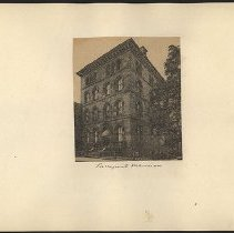 Image of [Pierrepont Mansion] - Eugene L. Armbruster photographs and scrapbooks