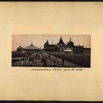 Image of Manhattan Beach from the North  - Eugene L. Armbruster photographs and scrapbooks