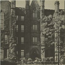 Image of Packer Collegiate Institute records - Packer Collegiate Institute Junior College secretarial studies pamphlet