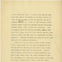 Image of Packer Collegiate Institute records - Personal Reminiscenes of Mrs. William S. Packer Jr.