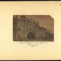 Image of Scenic Railroad + Monkey House - Eugene L. Armbruster photographs and scrapbooks