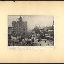 Image of Greeley Square - Eugene L. Armbruster photographs and scrapbooks