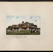 Image of Meadow Club - Eugene L. Armbruster photographs and scrapbooks