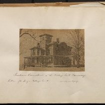 Image of Graham Homestead - Eugene L. Armbruster photographs and scrapbooks