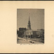 Image of St. Mark's - Eugene L. Armbruster photographs and scrapbooks