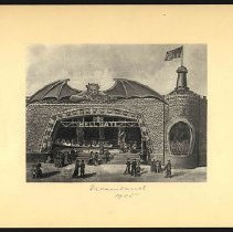 Image of Dreamland 1905 - Eugene L. Armbruster photographs and scrapbooks