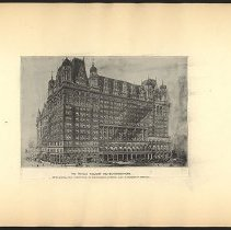Image of The Hotels Waldorf and Schermerhorn - Eugene L. Armbruster photographs and scrapbooks