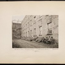 Image of [Tuberculosis Infirmary]  - Eugene L. Armbruster photographs and scrapbooks