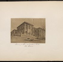 Image of Borough Hall in Crotona Park  - Eugene L. Armbruster photographs and scrapbooks