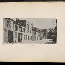 Image of Macdougal Alley - Eugene L. Armbruster photographs and scrapbooks