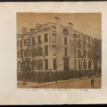 Image of Old Silliman House  - Eugene L. Armbruster photographs and scrapbooks