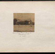 Image of Garretson Homestead  - Eugene L. Armbruster photographs and scrapbooks