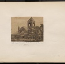 Image of St. Andrew's ME Church of East New York - Eugene L. Armbruster photographs and scrapbooks