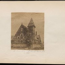 Image of St. Clement's PE Church  - Eugene L. Armbruster photographs and scrapbooks
