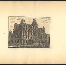 Image of Y.M.C.A. Building  - Eugene L. Armbruster photographs and scrapbooks