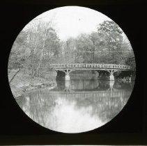 Image of [Lullwood Bridge in Prospect Park] - Adrian Vanderveer Martense collection