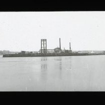 Image of [Hell Gate before explosion] - Adrian Vanderveer Martense collection