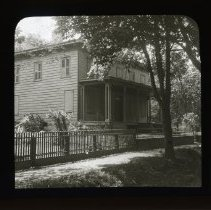 Image of [Bergen House, Brooklyn] - Adrian Vanderveer Martense collection