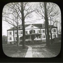 Image of [Erasmus Hall Academy, exterior] - Adrian Vanderveer Martense collection